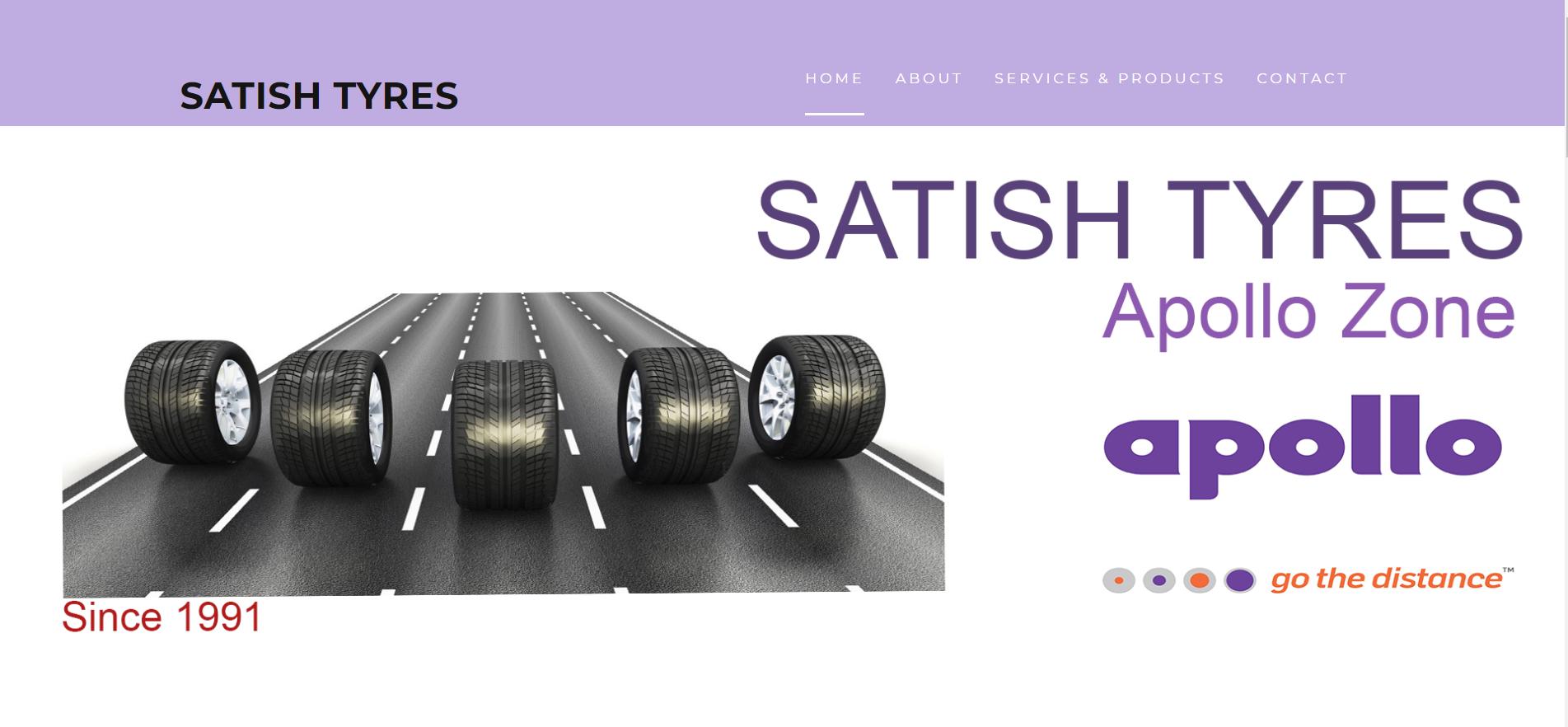 Satish Tyres