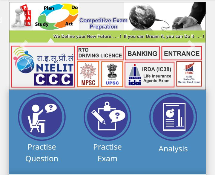 Exam Time Mobile Application