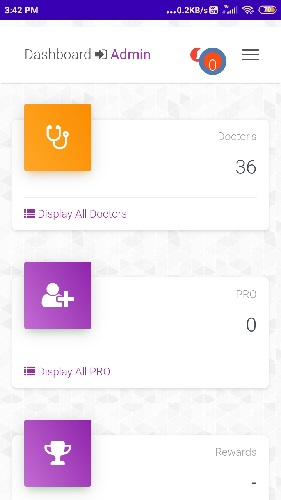 Doctor Referral Application